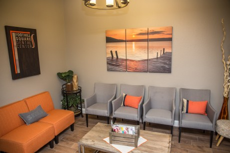 Foothill Square Dental Center - Lobby