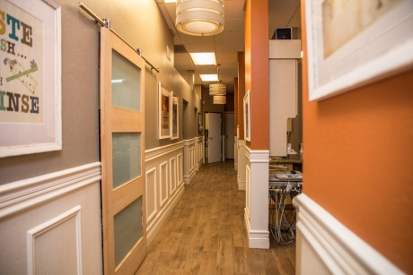 Foothill Square Dental Center - Office