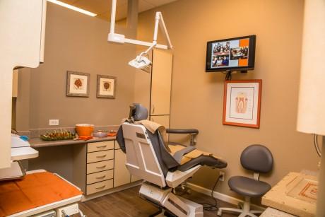 Foothill Square Dental Center - Dental Chair
